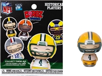 Funko NFL Mini Dorbz Historical Player Series - Green Bay Packers - Brett Favre