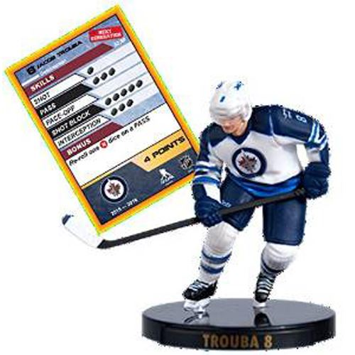 "2016 NHL 2.5"" Figure - Jacob Trouba - Winnepeg Jets (Common)"