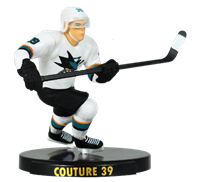 "Imports Dragon NHL 2.5"" Figure - San Jose Sharks - Logan Couture"