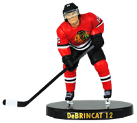 "Imports Dragon NHL 2.5"" Figure - Chicago Blackhawks - Alex DeBrincat"