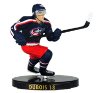 "Imports Dragon NHL 2.5"" Figure - Columbus Blue Jackets - Pierre-Luc Dubois"