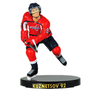 "Imports Dragon NHL 2.5"" Figure - Washington Capitals - Evgeny Kuznetsov"