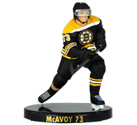 "Imports Dragon NHL 2.5"" Figure - Boston Bruins - Charlie McAvoy"