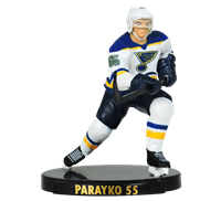"Imports Dragon NHL 2.5"" Figure - St Louis Blues - Colton Parayko"