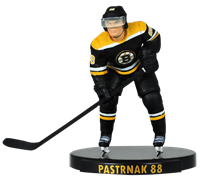 "Imports Dragon NHL 2.5"" Figure - Boston Bruins - David Pastrnak"