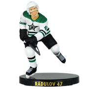 "Imports Dragon NHL 2.5"" Figure - Dallas Stars - Alexander Radulov"