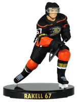 "Imports Dragon NHL 2.5"" Figure - Anaheim Ducks - Rickard Rakell"