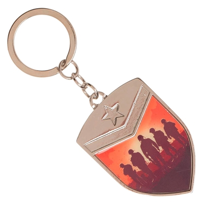 Call of Duty Shield Keychain