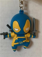Monogram-Deadpool 3D Figural Keyring- Deadpool Exclusive A (Blue)