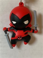 Monogram-Deadpool 3D Figural Keyring- Deadpool Ultimate