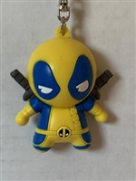 Monogram-Deadpool 3D Figural Keyring- Deadpool Yellow