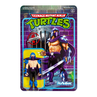 Teenage Mutant Ninja Turtles ReAction Figure - Shredder