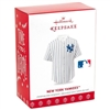 Hallmark Keepsake Ornament- MLB New York Yankees Jersey