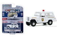 Greenlight Hot Pursuit Series 35 - 1969 Jeep Jeepster  (Toledo Police)