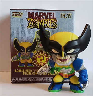 Funko Marvel Zombies Mini Mystery - Wolverine