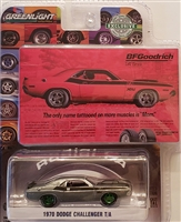 Greenlight Hobby Exclusive Series - 1970 Dodge Challenger T/A  Chase