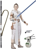 Star Wars The Black Series - Rey & D-O