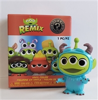 Funko Mystery Minis - Alien Remix - Sully (Monsters Inc)