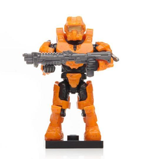 Mega Bloks Halo Charlie Series Covenant Red Storm Elite Mega Construx
