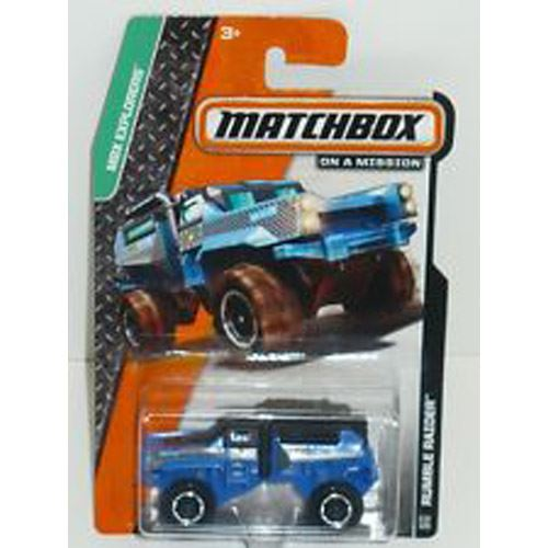 Matchbox 2014 Explorers Rumble Raider (119/120)