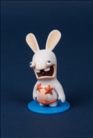 McFarlane- Rabbids Invasion Mini Figure- Bikini- LOOSE