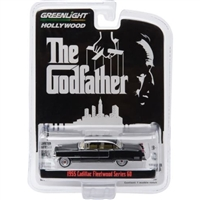 Greenlight - Hollywood Series 14 - 1955 Cadillac Fleetwood Series (The Godfather)