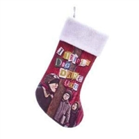 "Kurt Adler 19"" Holiday Stocking - A Christmas Story Dare"