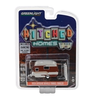 Greenlight - Hitched Homes Series 2 - 1959 CATOLAC DEVILLE
