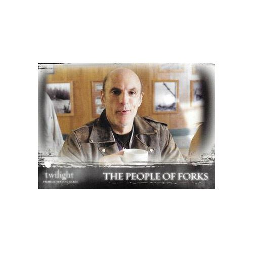 Twilight Premium Trading Cards - Card #29 - The People of Forks