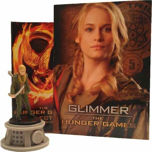 "Bundle - 2 Items - Hunger Games ""Glimmer"" Gift Set"