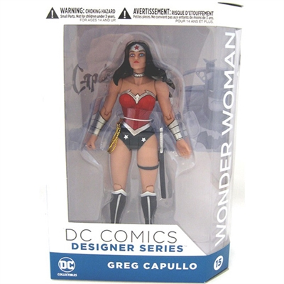 DC Collectibles Designer Series - Greg Capullo - Wonder Woman