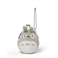 "Enesco My Neighbor Totoro 3"" Totoro Plush Coin Purse"