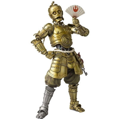 Bandai Tamashii Nations- Movie Realization- Star Wars- Honyaku Karakuri C-3PO