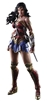 DC Comics Wonder Woman Variant Play Arts Kai Action Figure