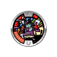 Yo-Kai Watch Series 4 Medal - Corptain