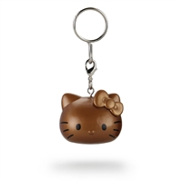 Kidrobot Hello Kitty Team USA Keychain - Bronze