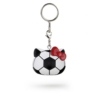 Kidrobot Hello Kitty Team USA Keychain - Soccer Ball