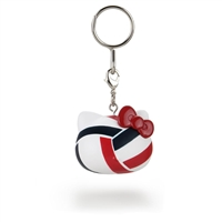 Kidrobot Hello Kitty Team USA Keychain - Volley Ball