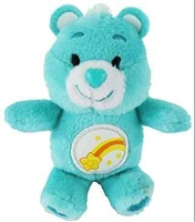 Worlds Smallest Care Bears Series 2 Plush - Wish Bear
