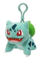 "Pokemon 3.5"" Plush Keychain - Bulbasaur"