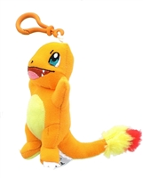 "Pokemon 3.5"" Plush Keychain - Charmander"