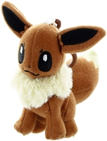 "Pokemon 3.5"" Plush Keychain - Eevee"