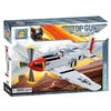 COBI - Top Gun Maverick P-51D Mustang Construction Blocks Building Kit