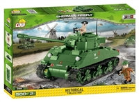 COBI Historical Collection - Sherman Firefly