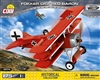 "COBI Historical Collection - Fokker DR.I ""Red Baron"""