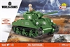 COBI World of Tanks -  M4 Sherman Tank