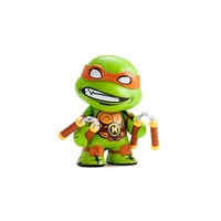 Kidrobot Teenage Mutant Ninja Turtles Series 2 - Shell Shock - Michelangelo