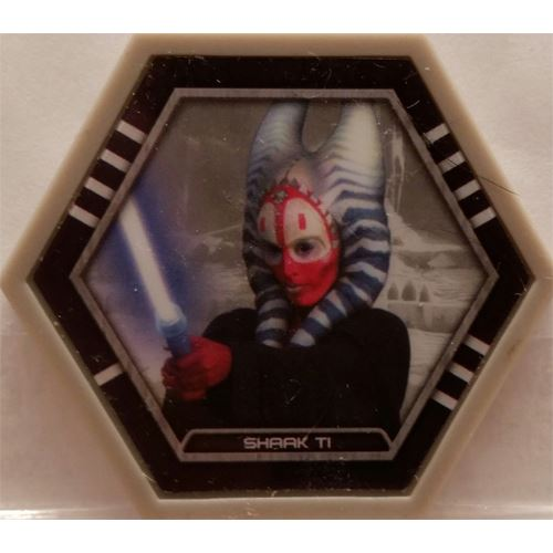 Star Wars Galactic Connexions - Shaak Ti - Gray/Standard - Common