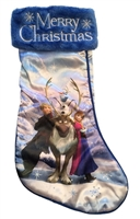 "20"" Holiday Stocking - Disney Frozen Friends Christmas Stocking"