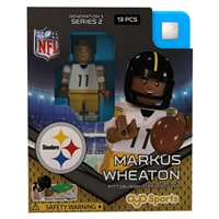 OYO- NFL Pittsburgh Steelers - Markus Wheaton- G3S2